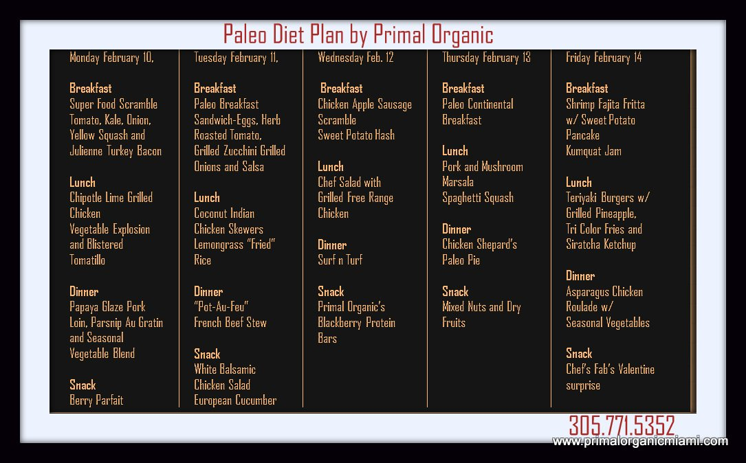 weight loss meal plan delivery